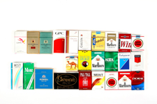 Cigarettes Single packs