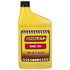 Motor Oil Chalet Sae 10w 30